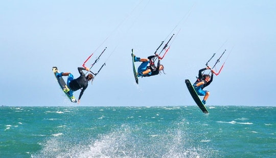 Kitesurfing Rental & Lessons In Mui Ne