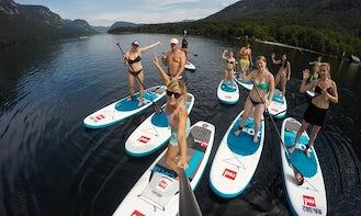 Stand-up Paddle Boarding Tour in Ljubljana