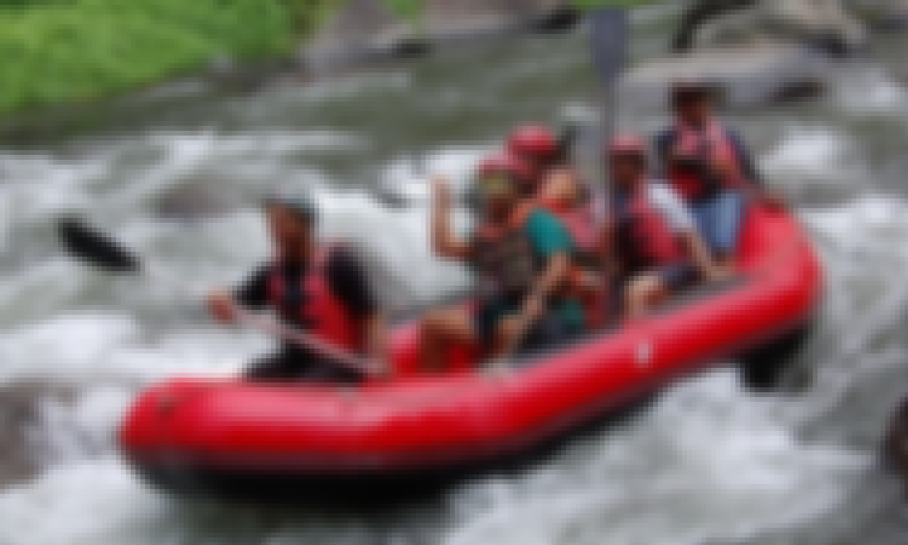 White Water Rafting in Ubud - Indonesia