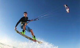 Kitesurfing Lessons in Marsala