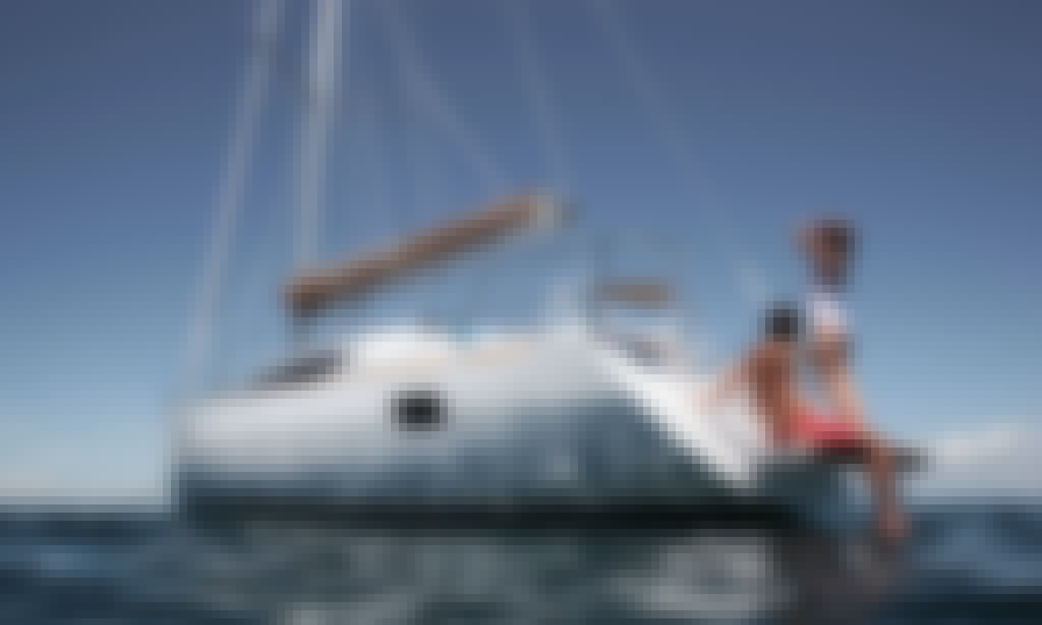 'Alkistis' Elan 45i Monohull Charter in Alimos