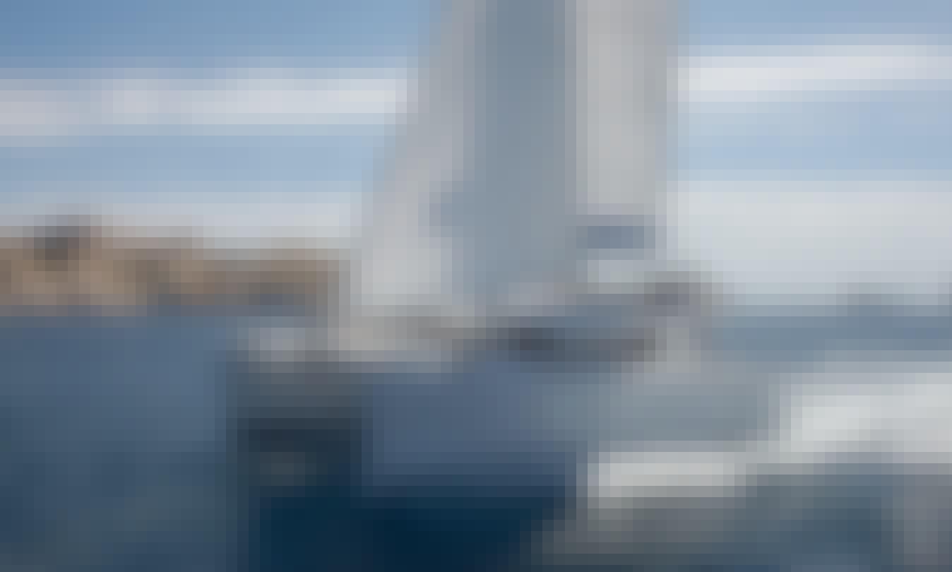 'Myrto' Lagoon 400 S2 Catamaran Charter in Alimos