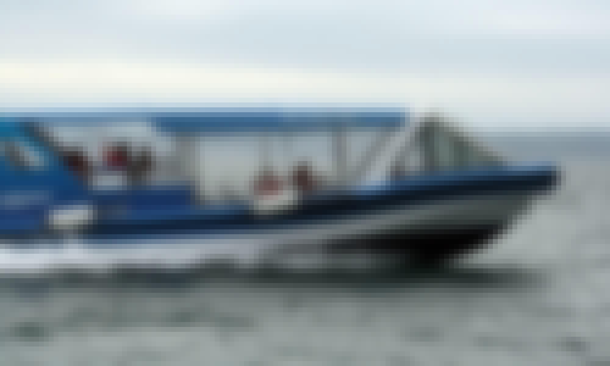 Sea Sprinter Boat Tour in Cowes