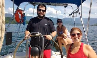 Navegação Costeira para iniciantes de Angra dos Reis a Ilhabela a Paraty