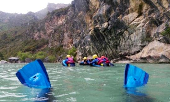 Hydrospeed Tour In Itxassou