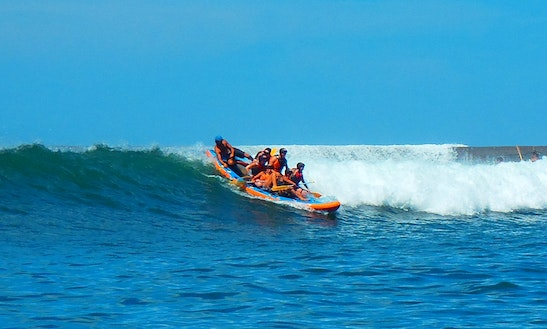 Wave Rafting Paddleboard Hire In Ciboure