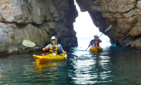 Sea Kayaking Excursions In Controne