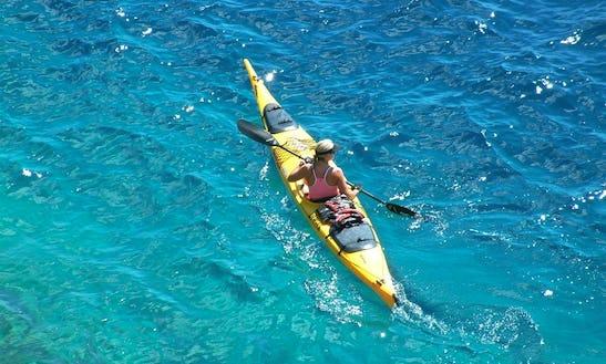 Single Kayak Tour In Zagreb