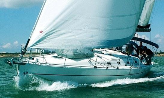 Harmony 52 Cruising Monohull Charter In Palermo
