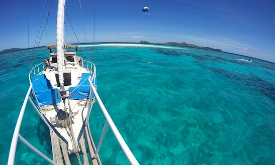 Fiji - Sail, Surf, Dive Or Relax On Gipsea