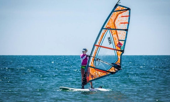 Windsurf Board Rental And Lessons In Tp. Phan Thiết