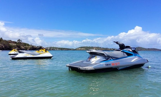 Jet Ski Rental In Le Vauclin, Martinique
