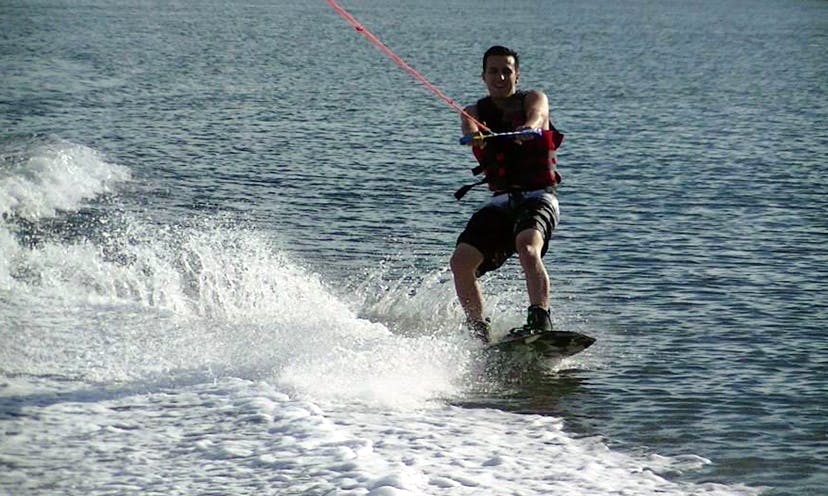 Wakeboarding and more Adventures in Tibau do Sul