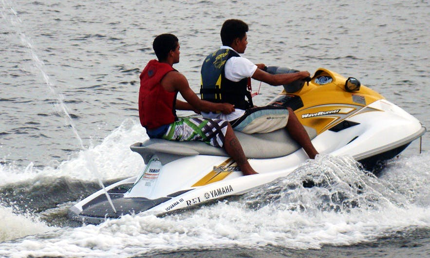 Personal Watercraft rental and more adventure in Tibau do Sul
