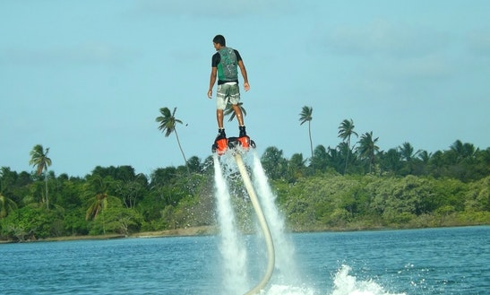 Flyboarding, Jetsurf, Jetovator, Surfjet And Lots Of Adventure In Tibau Do Sul