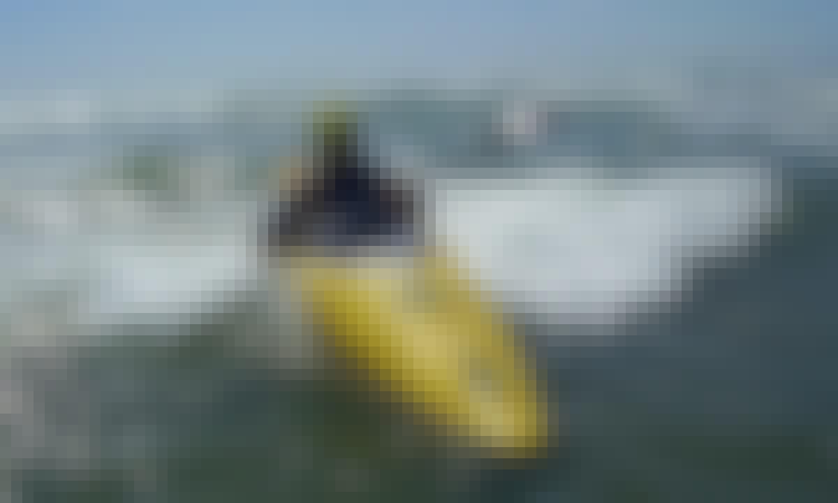 Kayak in Florianópolis