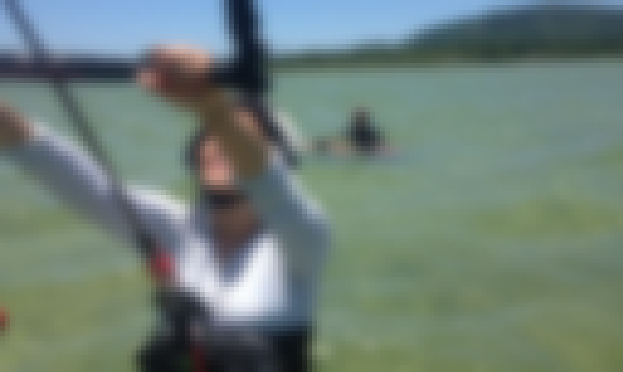 Kiteboarding in Florianópolis