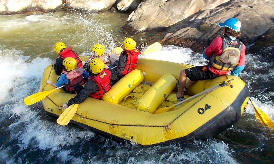 Raft in Florianópolis