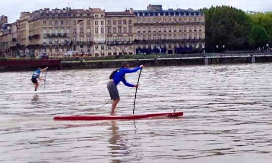 Stand Up Paddle Tour in Bègles