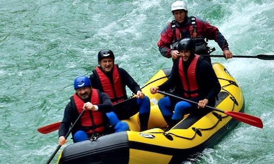 Rafting Trips In Gostling An Der Ybbs, Austria