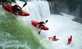 Kayak Rental & Tours in Gostling an der Ybbs, Austria