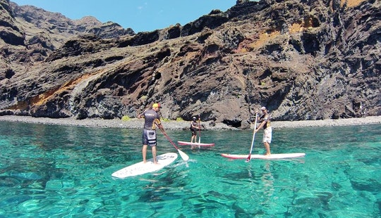 Paddleboard Rental & Courses In Arona, Spain