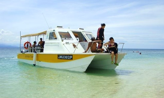 'mother Tanker' Boat Diving Trips In Kota Kinabalu