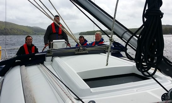 Cruising Monohull Rental In Bowness-on-windermere
