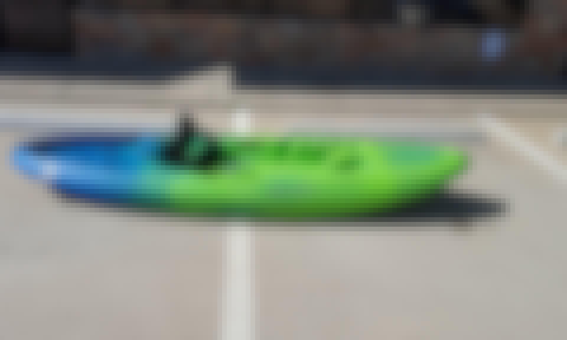 Single Kayak Rental in Cave Spring, Georgia