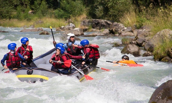Rafting Trip In Annecy