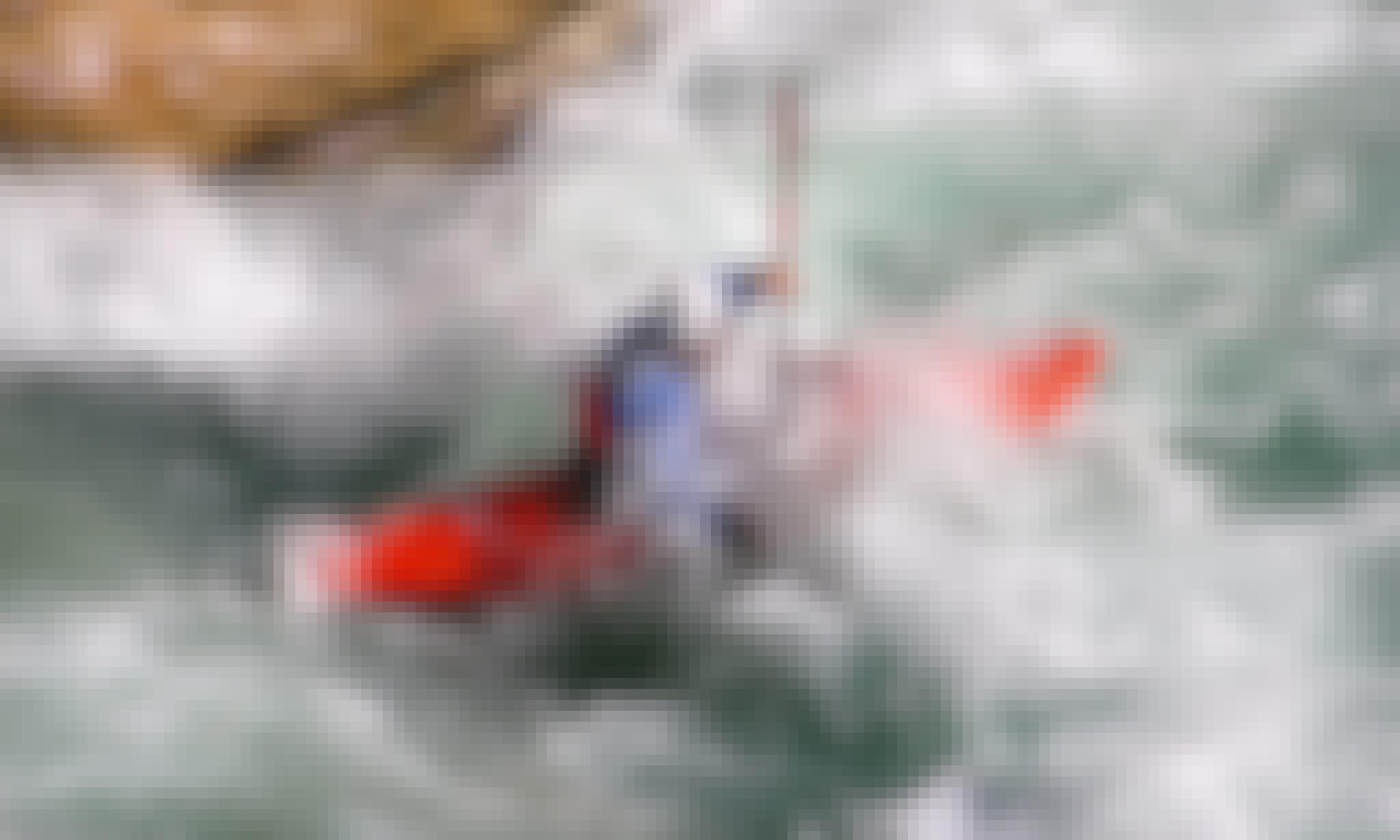 Single Kayak Rafting Course in Castellane, France