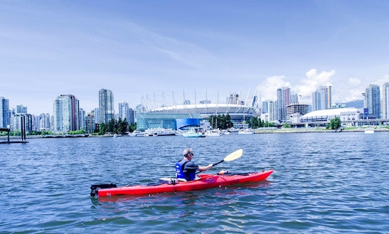 Kayak In Vancouver