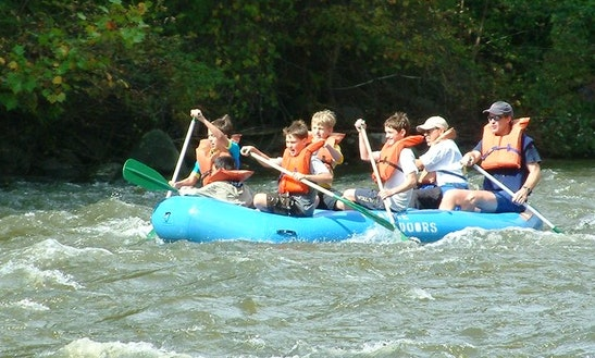 Rafting Trips In Cornwall, Connecticut