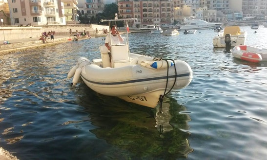 Rib Rental In Trapani - Aegadian Islands In Sicily