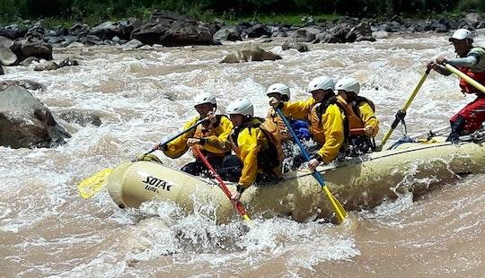 One Day Rafting Trip (class Iii-iv) In Cusco, Peru