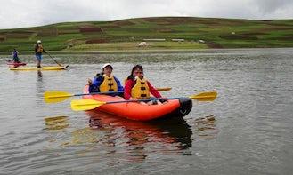 Daily Canoe Rafting Trips in Cusco, Peru
