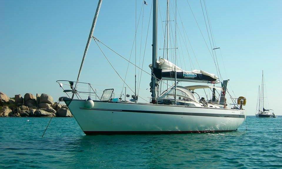 "46' ""Liola"" Cruising Monohull Charter in Livorno, Italy"