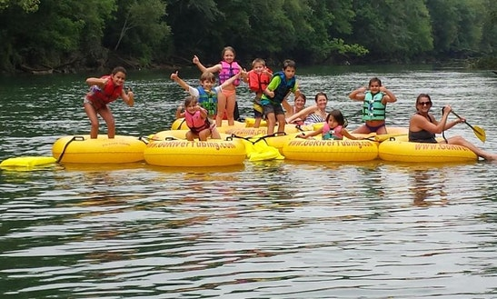 River Tubing In Duluth