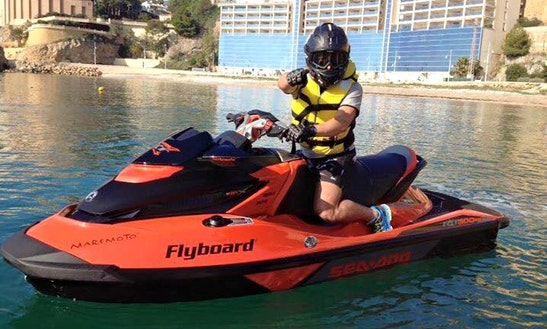 Jet Ski Rental In Sant Joan De Labritja, Spain