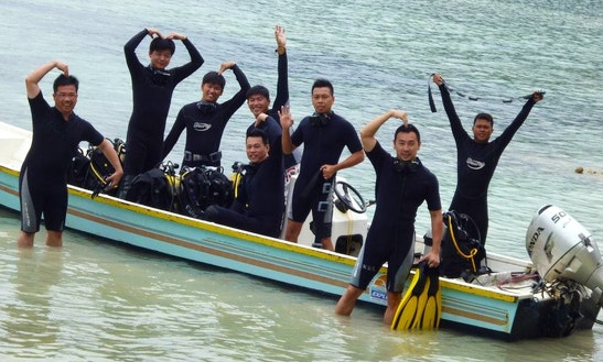 Fun Diving Trips In Sukakarya