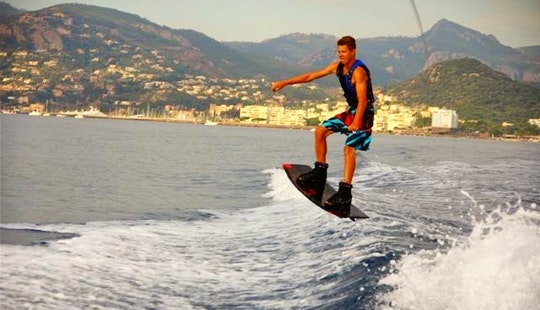 Wakeboarding Lessons In Mandelieu-la-napoule