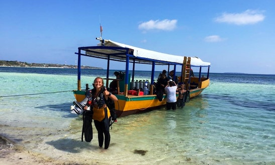 Boat Diving Trips & Courses In Bonto Bahari