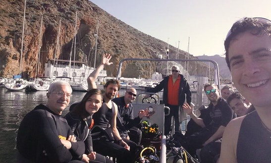 Diving Trips In Nijar, Spain