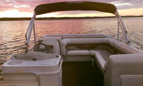 Pontoon Boat Rental In Green Lake Township, Michigan