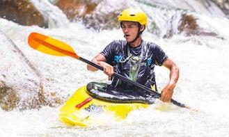 Kayaking Trips in Gopeng