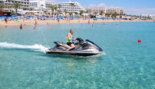 Jet Ski Tour In Pernera