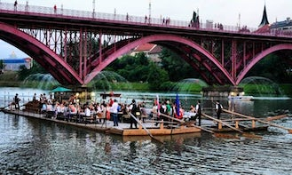 Traditional Timber Raft Trips in Maribor, Slovenia