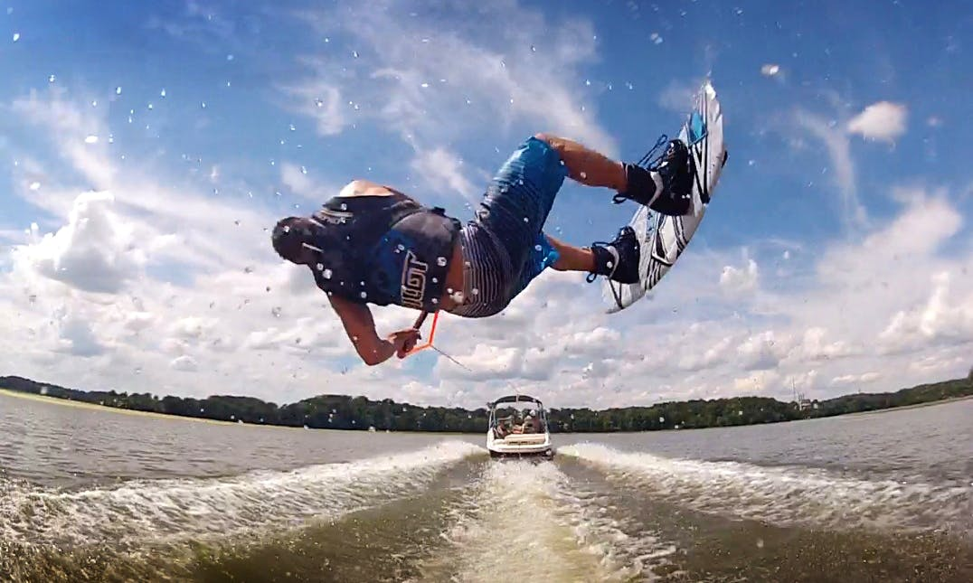 Wakeboarding Tour in Kuta