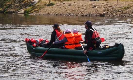 Canoe-raft Trips In Vyšší Brod