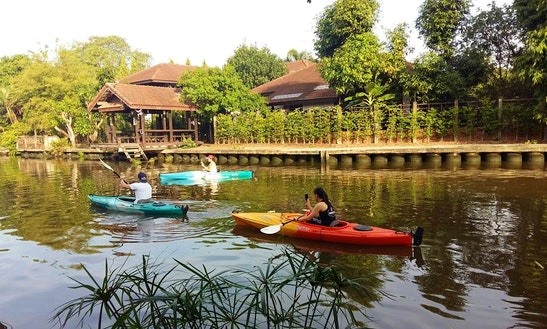 Kayaking Trips In Thailand
